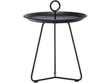 Beistell-Tisch Eyelet Houe schwarz, Designer Henrik Pedersen, 45.5 cm