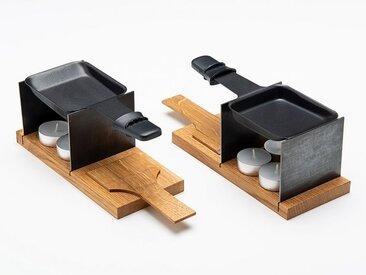 Raclettegrill Set für 2 Personen My Raclette, Designer Raumgestalt, 9x22x9 cm