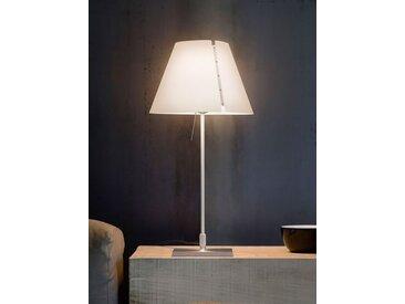 Luceplan Tischlampe Costanzina weiß, Designer Paolo Rizzatto, 51xFuß14xFuß 14 cm