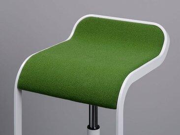 Barhocker Lem niedrig Lapalma grün, Designer Shin, Tomoko Azumi, 63-75x37x42 cm
