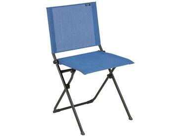 Sitz zum Zusammenklappen Anytime Lafuma blau, 87x49x50 cm