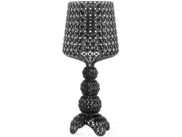 Kartell LED-Tisch-Spot Mini Kabuki schwarz, Designer Ferruccio Laviani, 70 cm