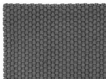 In- und Outdoormatte Uni grau, Designer pad concept, 170 cm