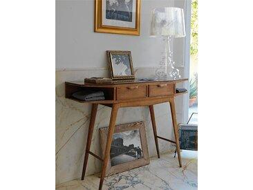 Kartell LED-Tisch-Spot Bourgie transparent, Designer Ferruccio Laviani, 78 cm