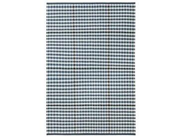 Teppich Lotus Fabula Living grau, Designer Lisbet Friis, 1.4x200 cm