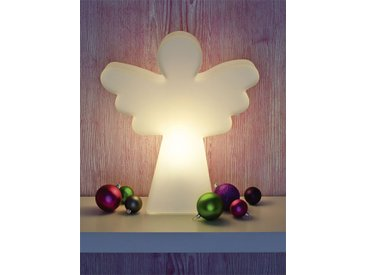 Außenlampe Shining Angel Mini 8 seasons design weiß, Designer 8 seasons design GmbH, 40x34x9.5 cm
