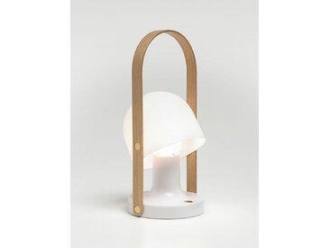 LED-Tisch-Spot FollowMe Marset weiß, Designer Inma Bermúdez, 29x0x0 cm