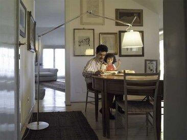 Stehlicht Tolomeo Mega Artemide, Designer de Lucchi & Fassina, 327xmax. 186 cm