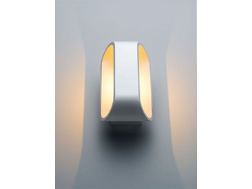 LED-Wandstrahler Orsay weiß, 18x10x9.2 cm