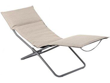 Sonnenliege Bayanne Chaise Lounge Lafuma, 68x63 cm