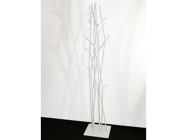 Garderobenständer Latva Covo weiß, Designer Mikko Laakkonen, 178x34.6x34.6 cm