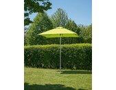 Sonnen-Schirm Milano grün, 268x200x200 cm