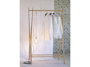 Kleiderständer Tra-Ra Zilio A&C mehrfarbig, Designer Shin, Tomoko Azumi, 162x103x48 cm