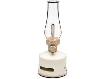 Tischleuchte/Lautsprecher LED Lantern Speaker sbam design weiß, Designer Keen Hsu, 27 cm