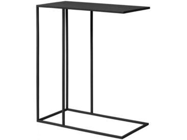 Beistelltisch Fera Blomus schwarz, 58x50x25 cm