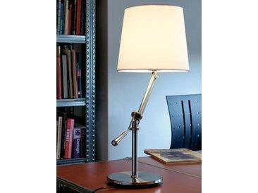 Tischlampe Knick sompex grau, 67 cm
