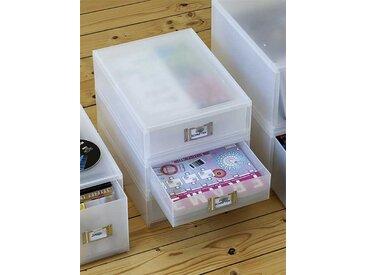 A4-Box transparent, 9.8x26x35 cm