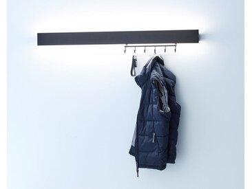 Garderobenleuchte GL 8 Wand-Lampe Gera-Leuchten mehrfarbig, Designer Thomas Ritt, 9.4x90x7.65 cm
