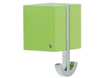 pieperconcept Wandhaken Ancora grün, Designer Murken & Hansen, 6.3x6.3x5.3 cm