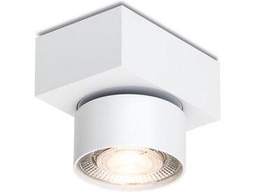 LED-Deckenaufbauleuchte Wittenberg 4.0 Mawa Design weiß, Designer Jan Dinnebier, 9.4x11x7.7 cm
