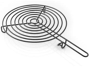 Grill-Rost für FireGlobe Eva Solo schwarz, Designer Tools Design, 9 cm
