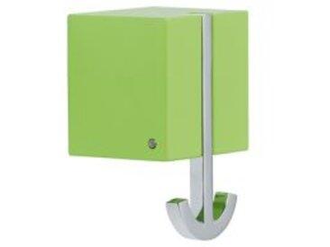 pieperconcept Wand-Haken Ancora grün, Designer Murken & Hansen, 6.3x6.3x5.3 cm