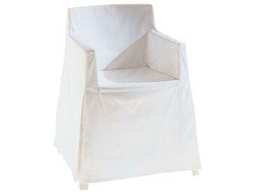 driade Store Husse für Stuhl Toy weiß, Designer Philippe Starck