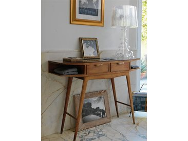 Kartell LED Tisch-Spot Bourgie transparent, Designer Ferruccio Laviani, 78 cm