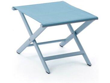 Klapphocker Florida blau, 38x55x45 cm