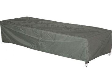 Stern Möbel Schutzhülle für Sonnenliege grau, Designer Stern Design, 40x75 cm