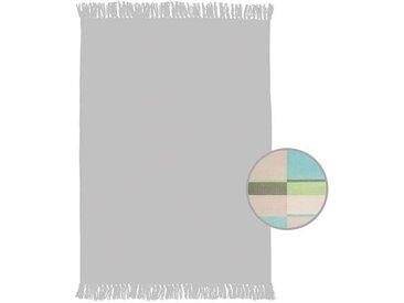 In- und Outdoorteppich Unique türkis, Designer pad concept, 170 cm