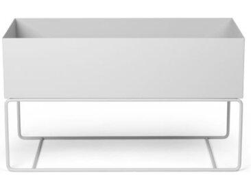 Pflanzgefäß Plant Box grau, Designer ferm LIVING, 45x77x34 cm