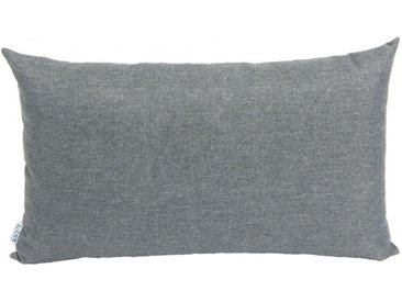 Stern Möbel Rückenkissen für Holly – seidengrau grau, 46x75x30 cm