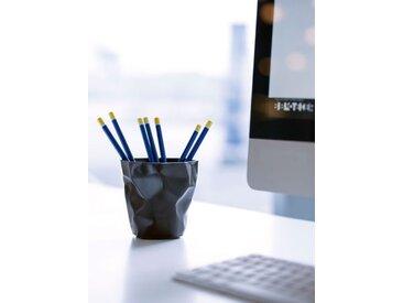 Stifthalter Pen Pen Klein & More schwarz, Designer John Brauer, 10 cm