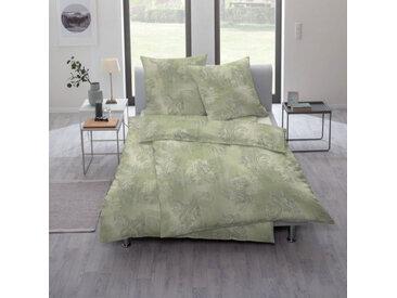 ESTELLA Bettwäsche Estella, verde, 40x80 cm