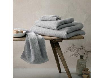 ESTELLA Handtuch Natürlich Estella, kiesel, 50x100 cm
