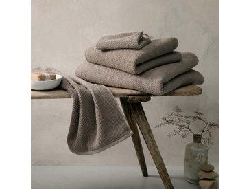 ESTELLA Handtuch Natürlich Estella, graphit, 50x100 cm