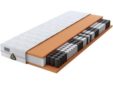 SCHLARAFFIA Matratze GELTEX® Quantum Pure 200 TFK in 90x200 cm - Federkern-Matratze