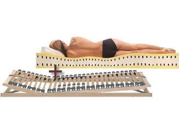 Lattenrost Matratze Set Medic Memory-Combi - 180x200 cm - Matratzen-Set