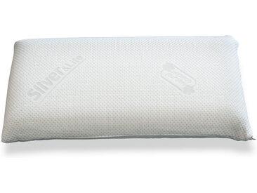 Bequemes Reisekissen 35x70 cm Viscoschaum - Softy Air von Malie - Kopfkissen