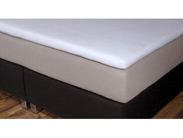 Boxspring-Spannbetttuch für Topper - 80x220 cm - kirsche - BETTEN.de