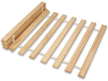 Günstiger Rollrost aus Kiefer bis 80 kg belastbar 90x200 cm - Jack - Lattenrost