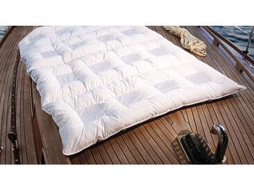 Daunenbettdecke 135x200 cm - Steppbett clima balance comfort medium - Übergangs-Bettdecke