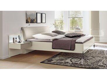 MUSTERRING Doppelbett San Diego 200x200 cm - Designerbett