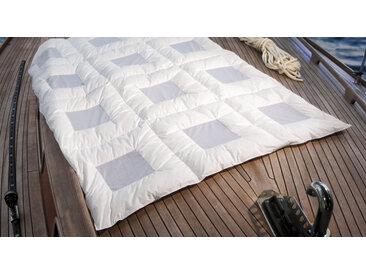 Sommer Daunenbettdecke 135x200 cm - clima balance premium light - Sommer-Bettdecke