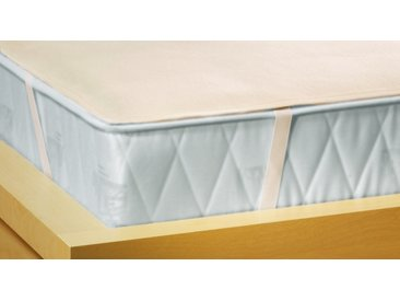 Hochwertige Molton-Auflage - 140x200 cm - Hygiene-Auflage
