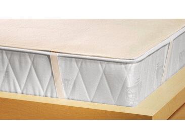 Matratzenauflage aus Kalmuck - 140x200 cm - Hygiene-Auflage