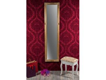 Barockspiegel Wandspiegel antik gold  Barock CARA 160 x 40 cm  -  indoor