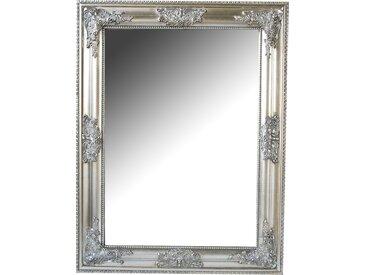 Wandspiegel silber BONNY 65 x 50 cm  -  indoor