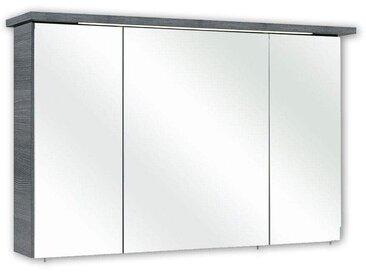 Pelipal Alika Spiegelschrank Cesa III mit LED-Beleuchtung 115x20x72cm Graphit